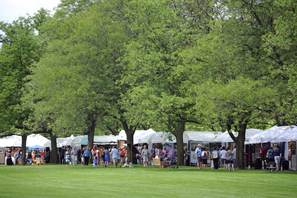EM Events » Cantigny Art in Bloom